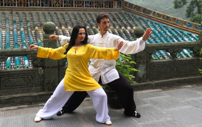 Beneficiile practicii Tai Chi