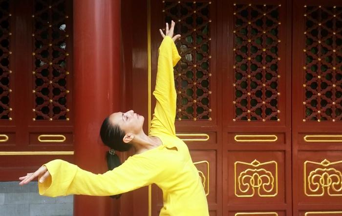 Dans clasic (balet asiatic)