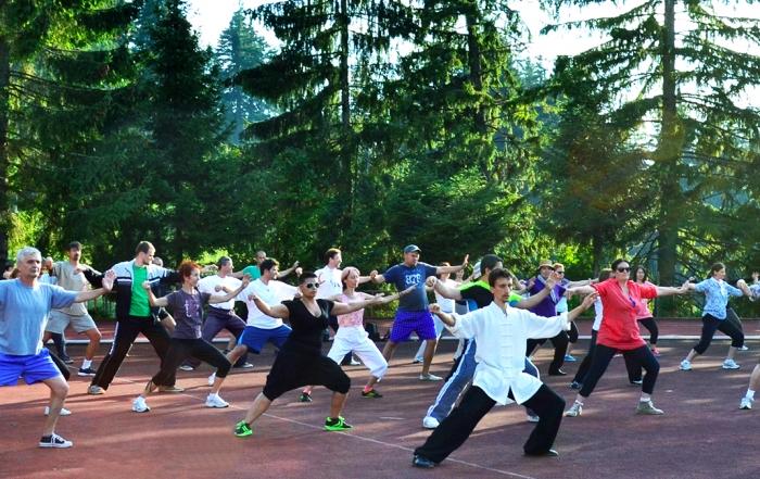 NOU! Module TAI CHI – program de vara