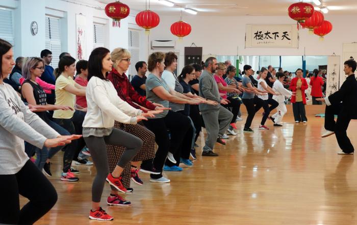 Programa cursului Tai Chi