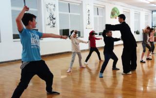 curs wushu kungfu copii bucuresti