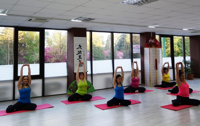 YOGA Taoista – curs de vara