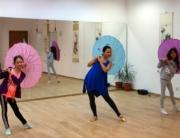 dans asiatic pentru fetite