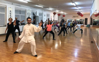 workshop tai chi