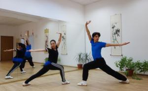 yoga taoista - cele cinci forme stravechi