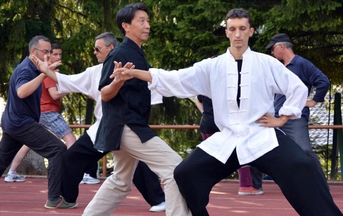 Maestrul Yang Song Quan si Scoala din Romania