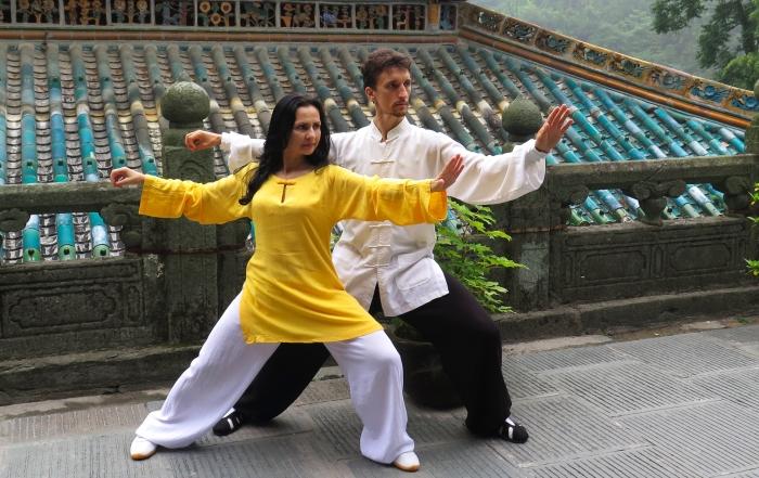 Beneficiile practicii Tai Chi
