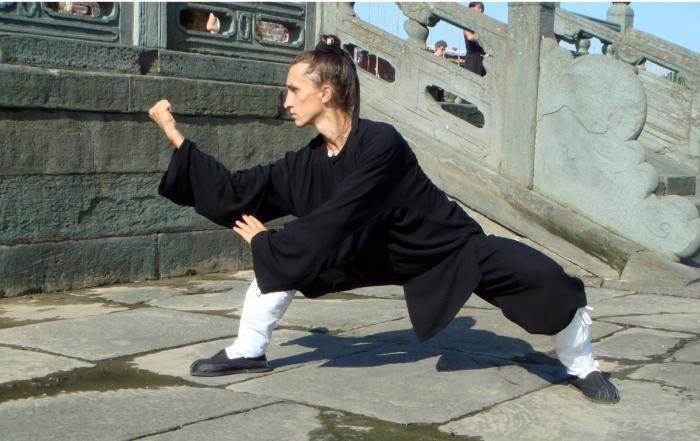 Programa Cursului – Arte Martiale Wudang KungFu